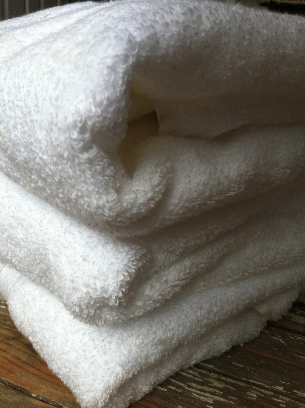 Tweak Style Blog Six Steps To Keep Towels Soft