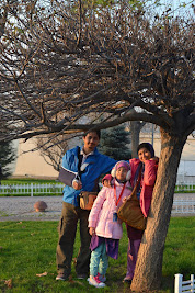 My family and I @ Turkey