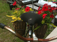 H2O Flower powered bike
