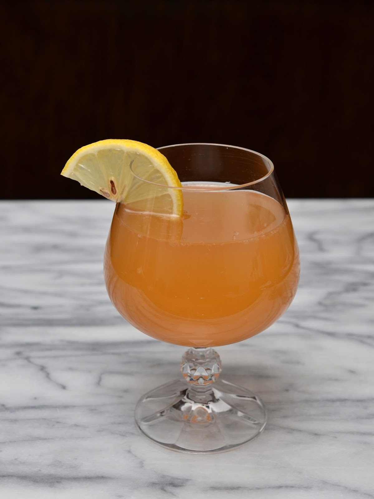 rye grapefruit whisky sour cocktail