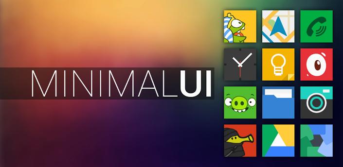 Minimal UI Go Apex Nova Theme v2.5 Apk