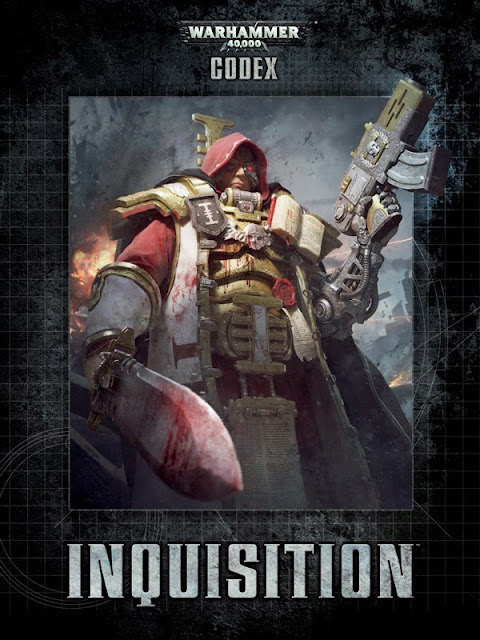 Portada del Códex Inquisition