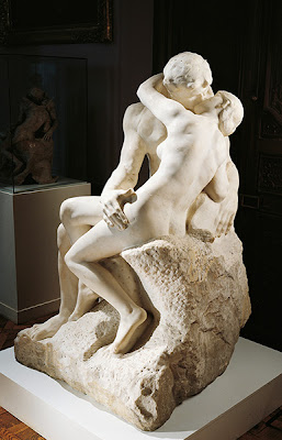 Auguste Rodin - le baiser (1888-1889)