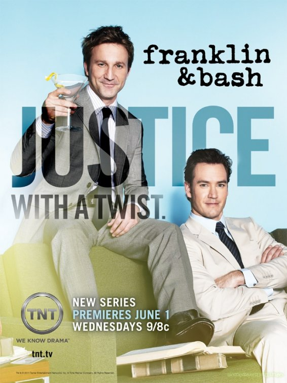 Franklin & Bash [Saison 01] FRENCH  [01 a 10/10] [DVDRIP+HDTV + HD]