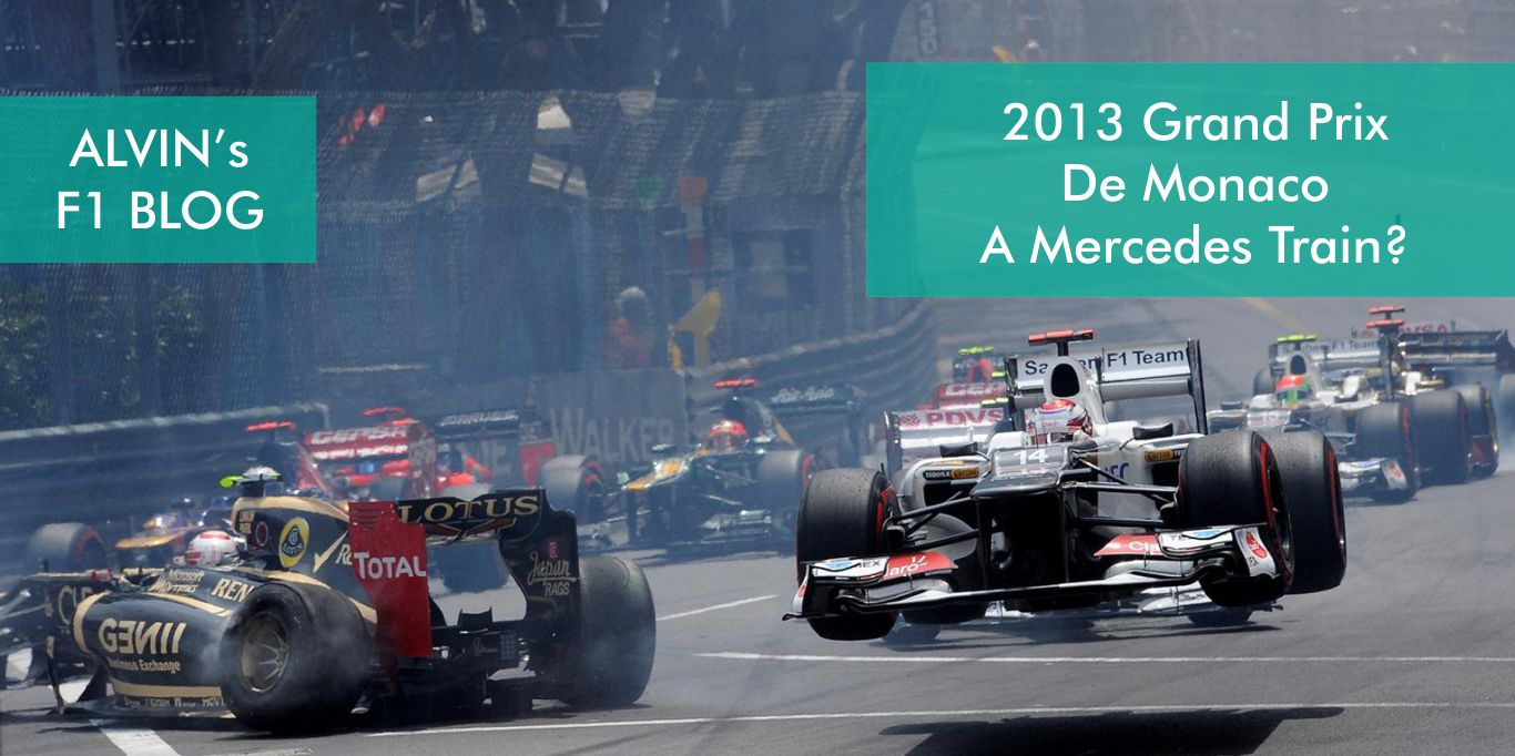 Alvin&#39;s Formula One Blog