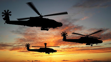 #20 Helicopters Wallpaper