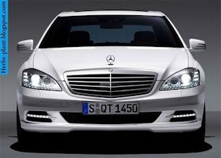 Mercedes s600 front view - صور مرسيدس s600 من الخارج