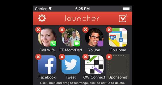 Launcher 唯一必裝 iOS 8 通知中心 widget 重新上架!
