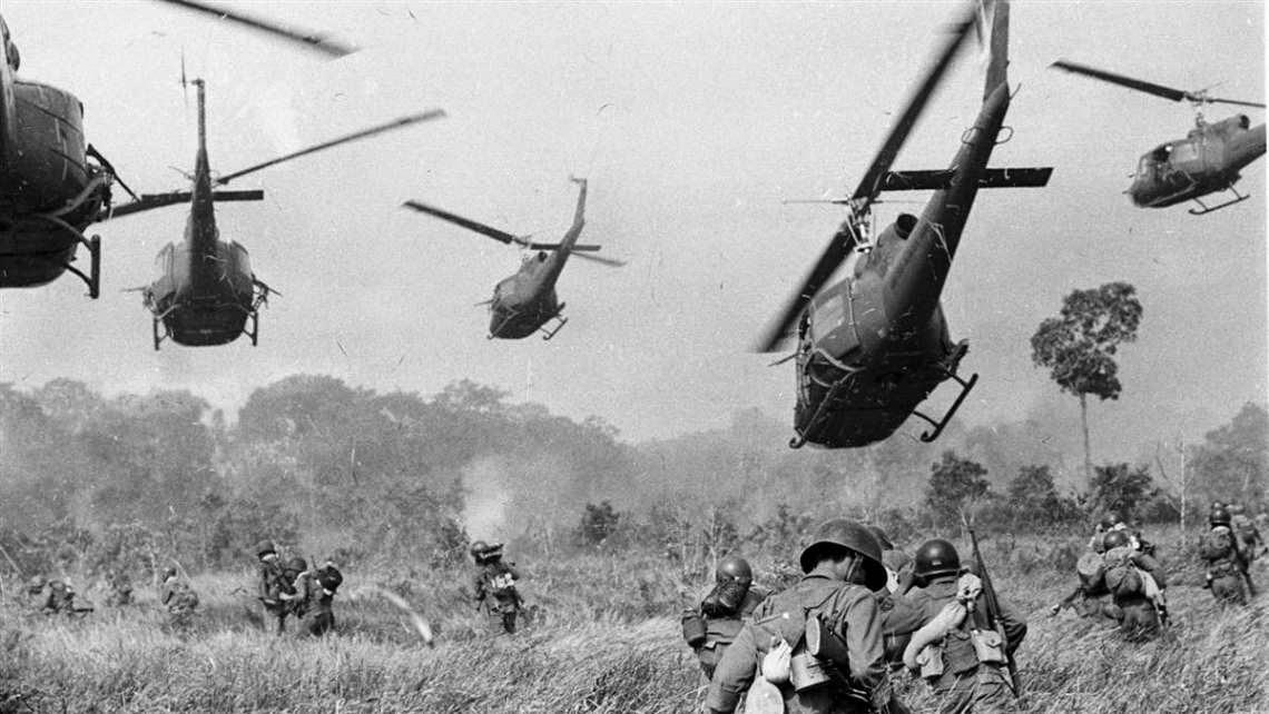 Guerra de Vietnam y Guerra Fria