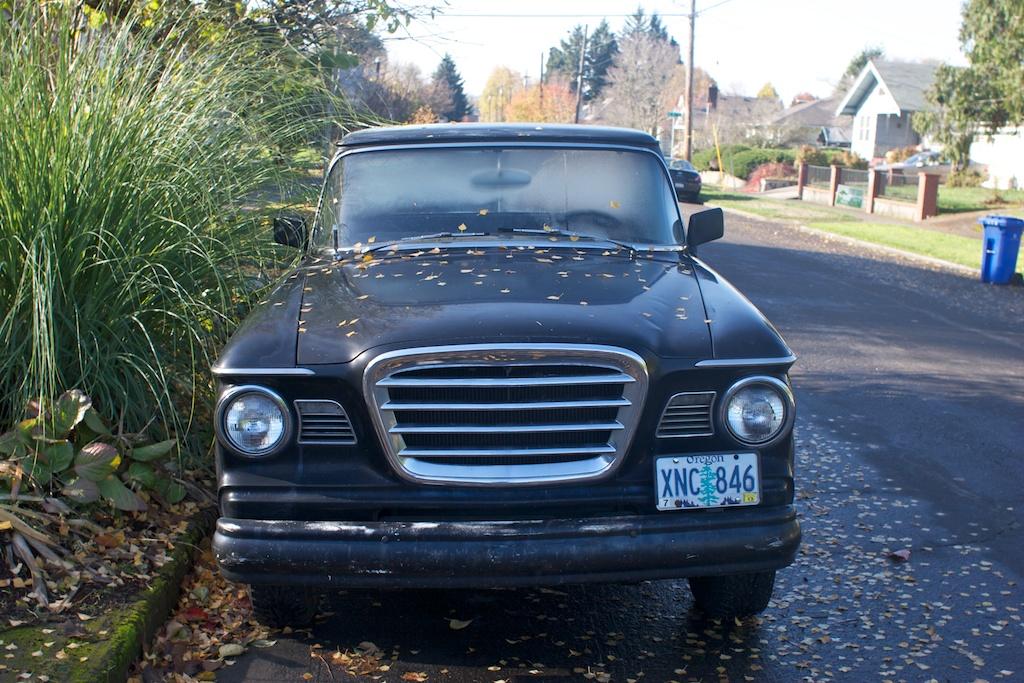 The street peep 1960 studebaker champ