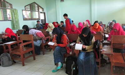 Keluarga Mahasiswa Pelajar Pati (KMPP) Semarang