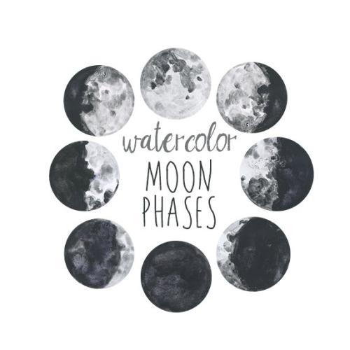 la luna / la vida / nosotras