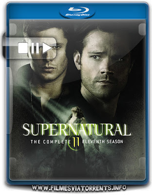 Supernatural 11ª Temporada Completa Torrent