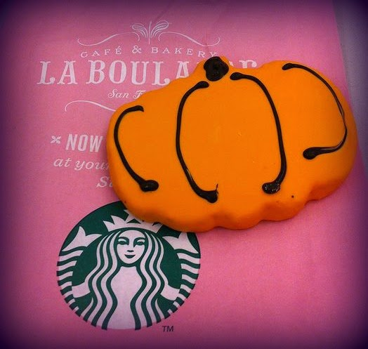 Starbucks Pumpkin Cookie
