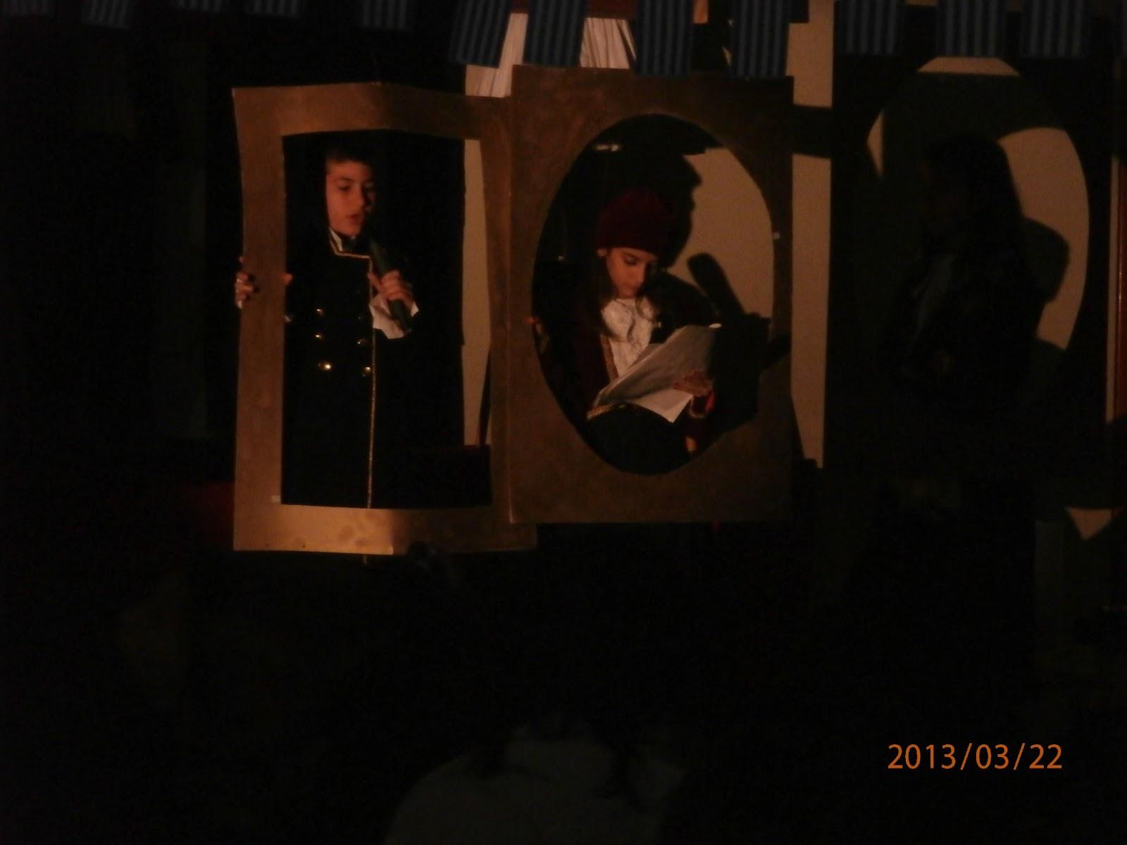 """""""Τα παγωμένα πορτρέτα του 1821"""""""
