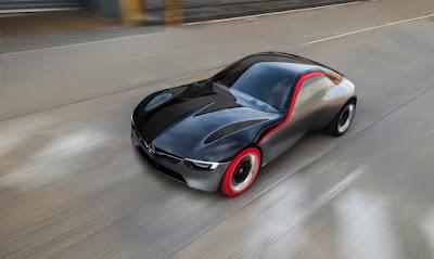 Opel GT Concept: To σπορ αυτοκίνητο του μέλλοντος