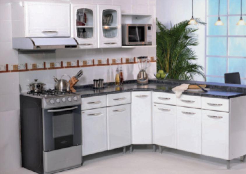 Muebles de cocina construya f cil for Ver amoblamientos para cocina