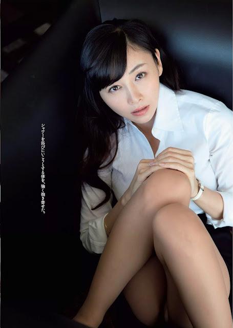 杉原杏璃 Sugihara Anri Weekly Playboy 週刊プレイボーイ No 31 2015 Photos 2