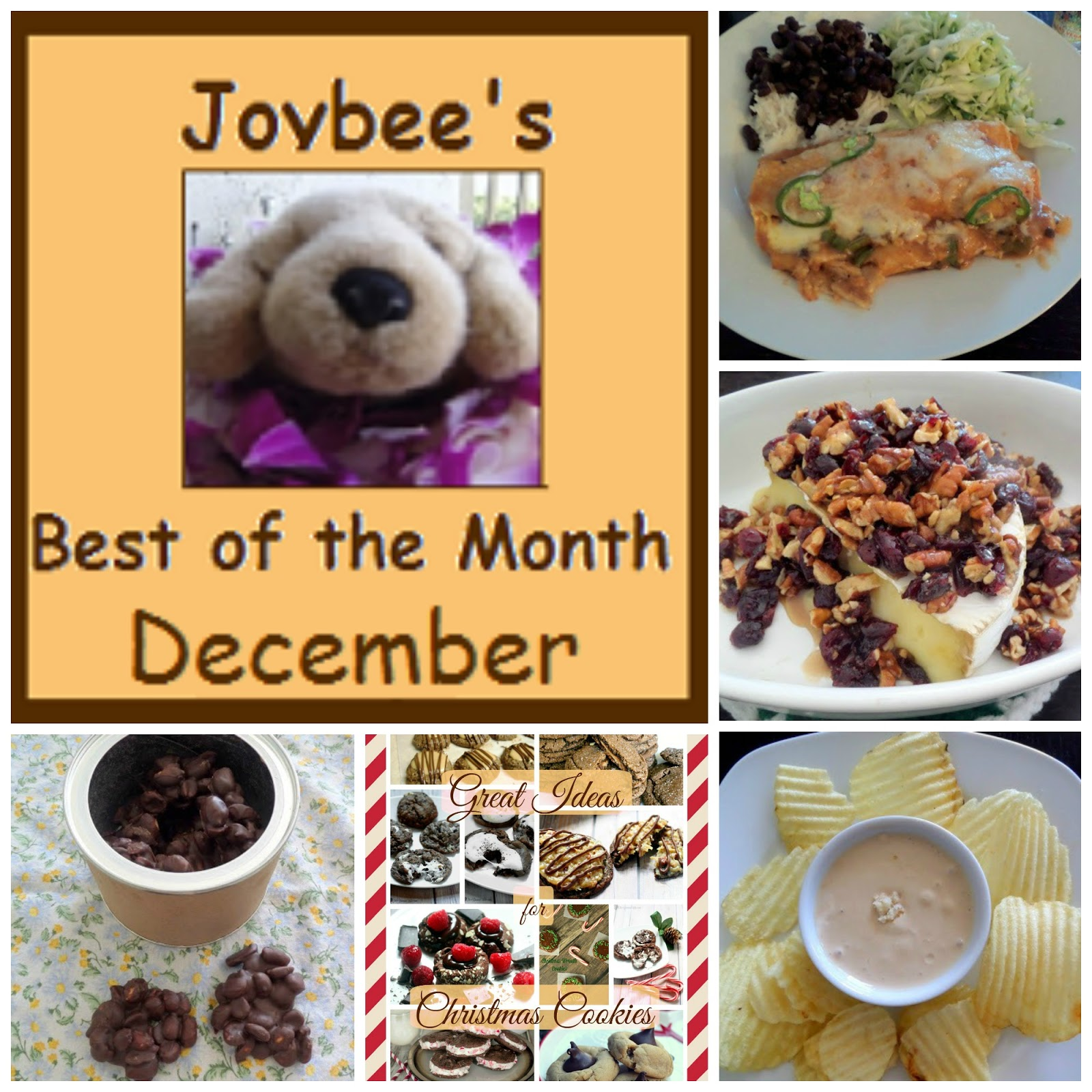 Best of the Month December 2014:  A recap of my most popular posts from December 2014