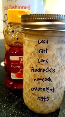 no-cook, refrigerate, overnight, oatmeal, oats, breakfast, fruits, yogurt, simple, recipe