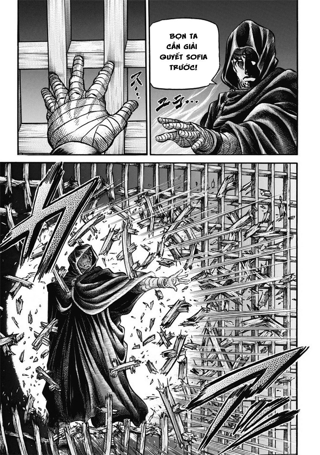 Chú bé rồng-Ryuuroden chap 282 Trang 9 - Mangak.info