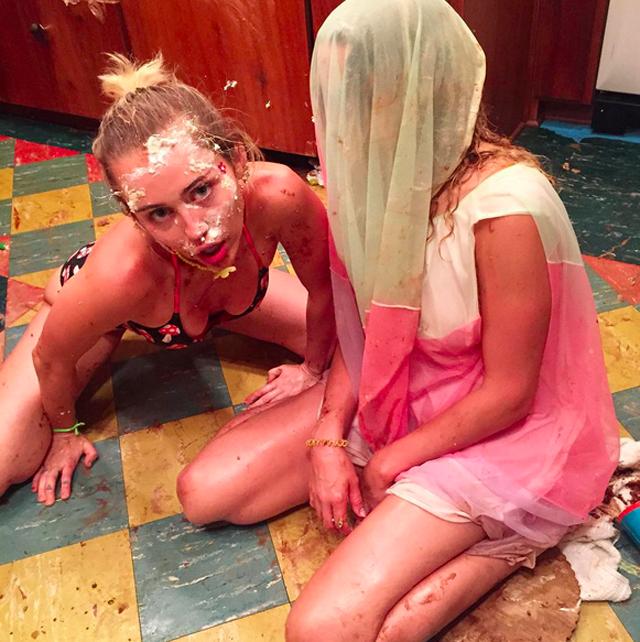 Imagen que perdimos de Miley Cyrus