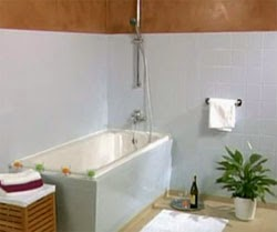 Manualidades blog de manualidades manualidades para - Como pintar los azulejos del cuarto de bano ...