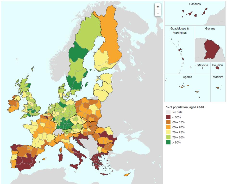 Fondo de Fondo Mapa de Europa en Fondos y Pantallas
