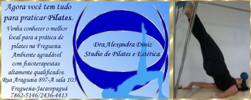 Studio de Pilates e Estética Alexandra Diniz