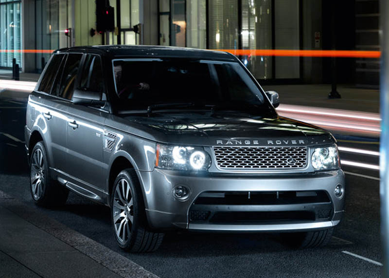 power cars land rover range rover sport autobiography 2010. Black Bedroom Furniture Sets. Home Design Ideas