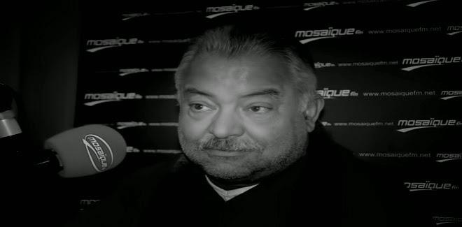 L'acteur Ezzeddine Guennoun