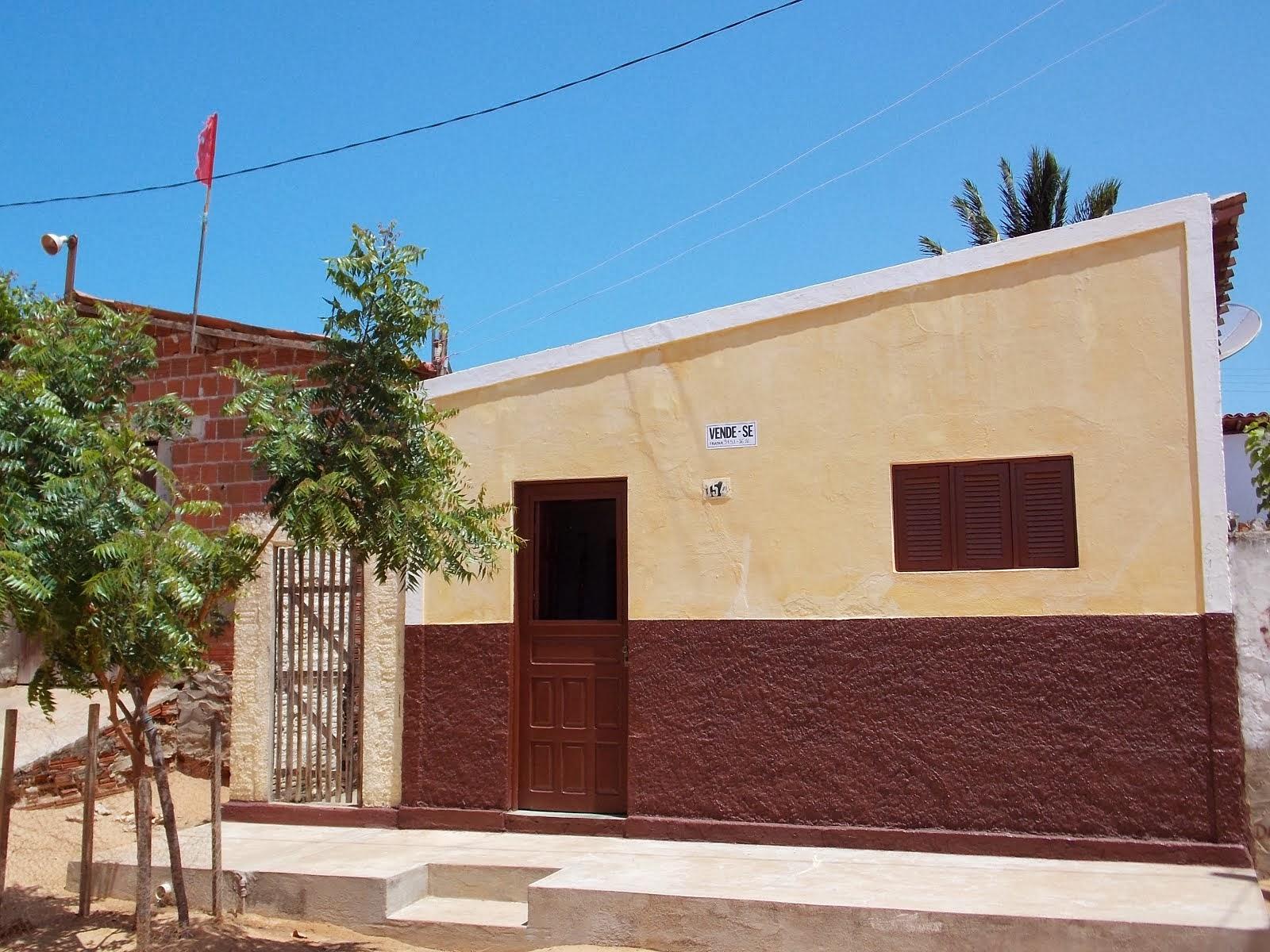 Vendo ou Troca Casa em Caiçara do Norte/RN, (84)9119-9884 ou 9143-8706 – Daniel e Francisca