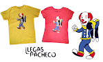 "Playera ""me est cargando el payaso"""