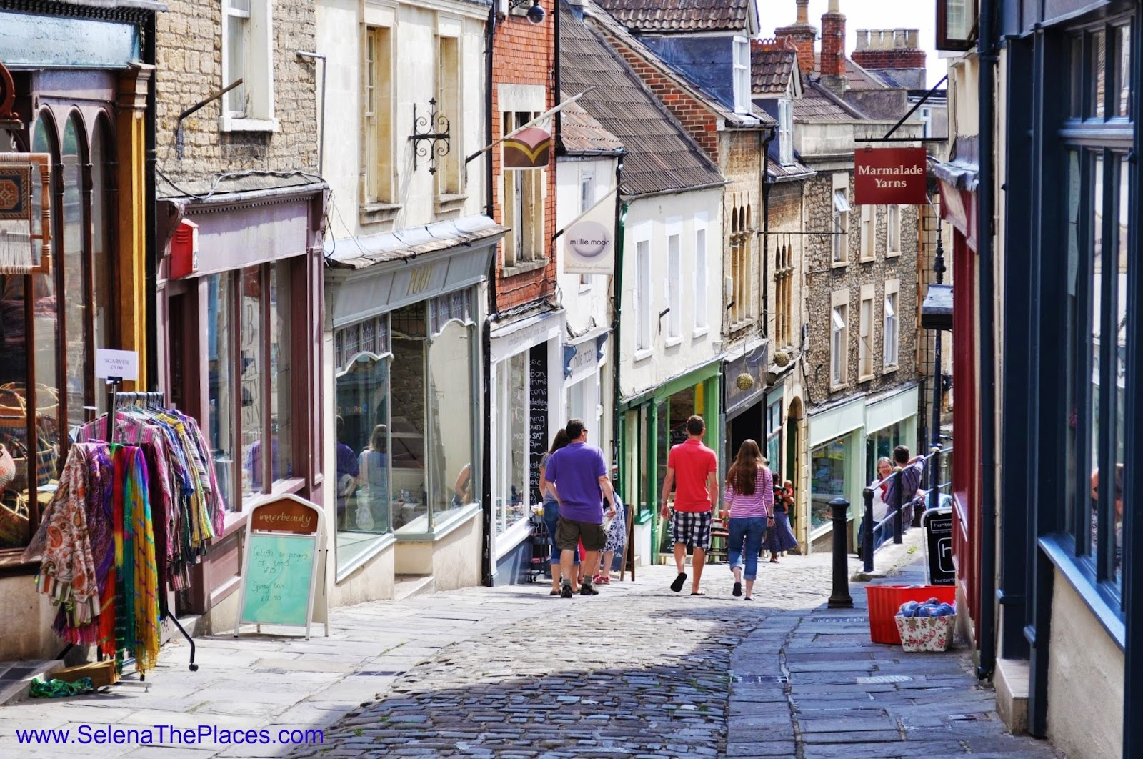 Oh, the places we will go!: Frome, a quirky little town in Somerset