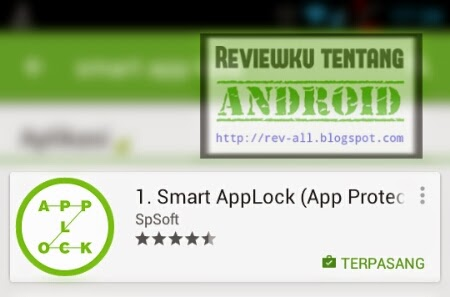 Ikon aplikasi SMART APPLOCK - pengunci aplikasi dan game android (rev-all.blogspot.com)