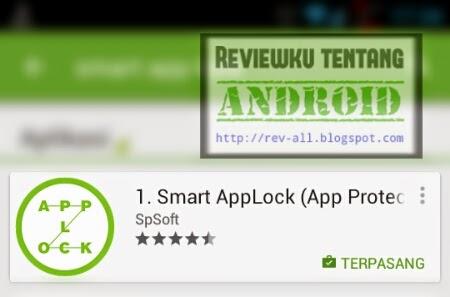 Ikon aplikasi SMART APPLOCK - pengunci aplikasi dan game android (rev-all.blogspot.com)