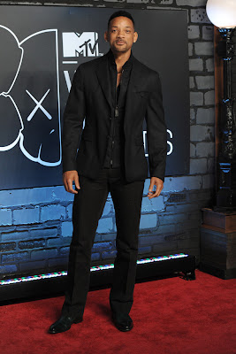 Will Smith en los MTV Video Music Awards 2013