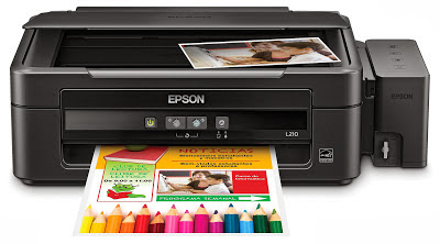 epson L210 printer with ink tanks sitemarca