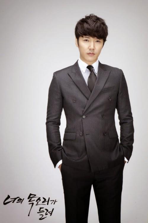 Yoon Sang hyun sebagai Pengacara Cha Gwan woo