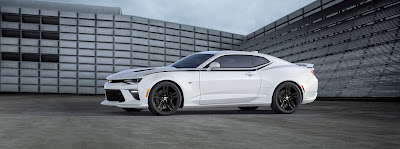 Chevrolet Releases Gen Six Camaro Pricing and Online Visualizer