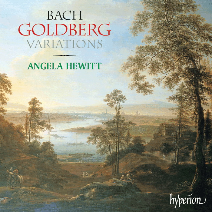 J S Bach - Goldberg Variations (Angela Hewitt, piano)
