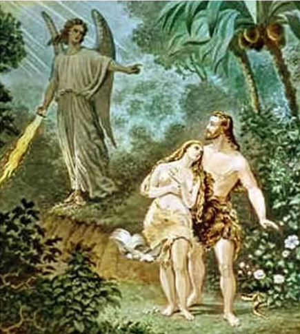 the story of adam and eve theology religion essay What was the religion of adam and eve religion is anti-god adam & eve had the could you please provide a koranic passage which supports this islamic theology.