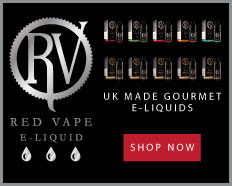 Red Vape Advert