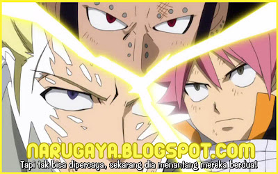 Fairy Tail 174 Subtitle Indonesia
