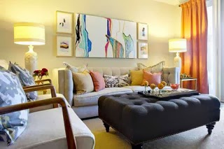 bentuk ruang tamu minimalis