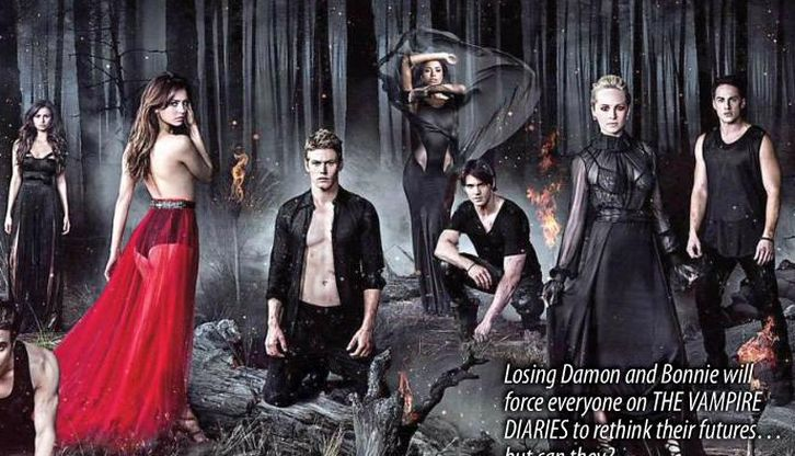 The Vampire Diaries - Season 6 - IMDb
