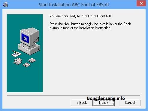 font+abc Font tiếng việt cho phần mềm  kế toán MISA, BHXH, HKKT