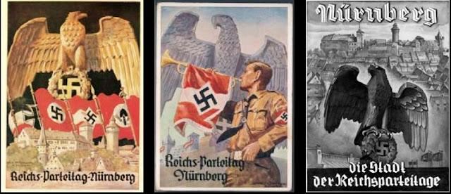 纽伦堡党代会(德语:Reichsparteitag)为1923至1938年间纳粹党在德国每年一度举行的集会。自1933年纳粹党夺权后,党代会成为了纳粹进行政治宣传的重要途径。1933年到1938年间,每年党代会都会在纽伦堡的全国党代会集会场举行。诸多影片描绘了党代会的场景,其中最为著名的是《意志的胜利》。