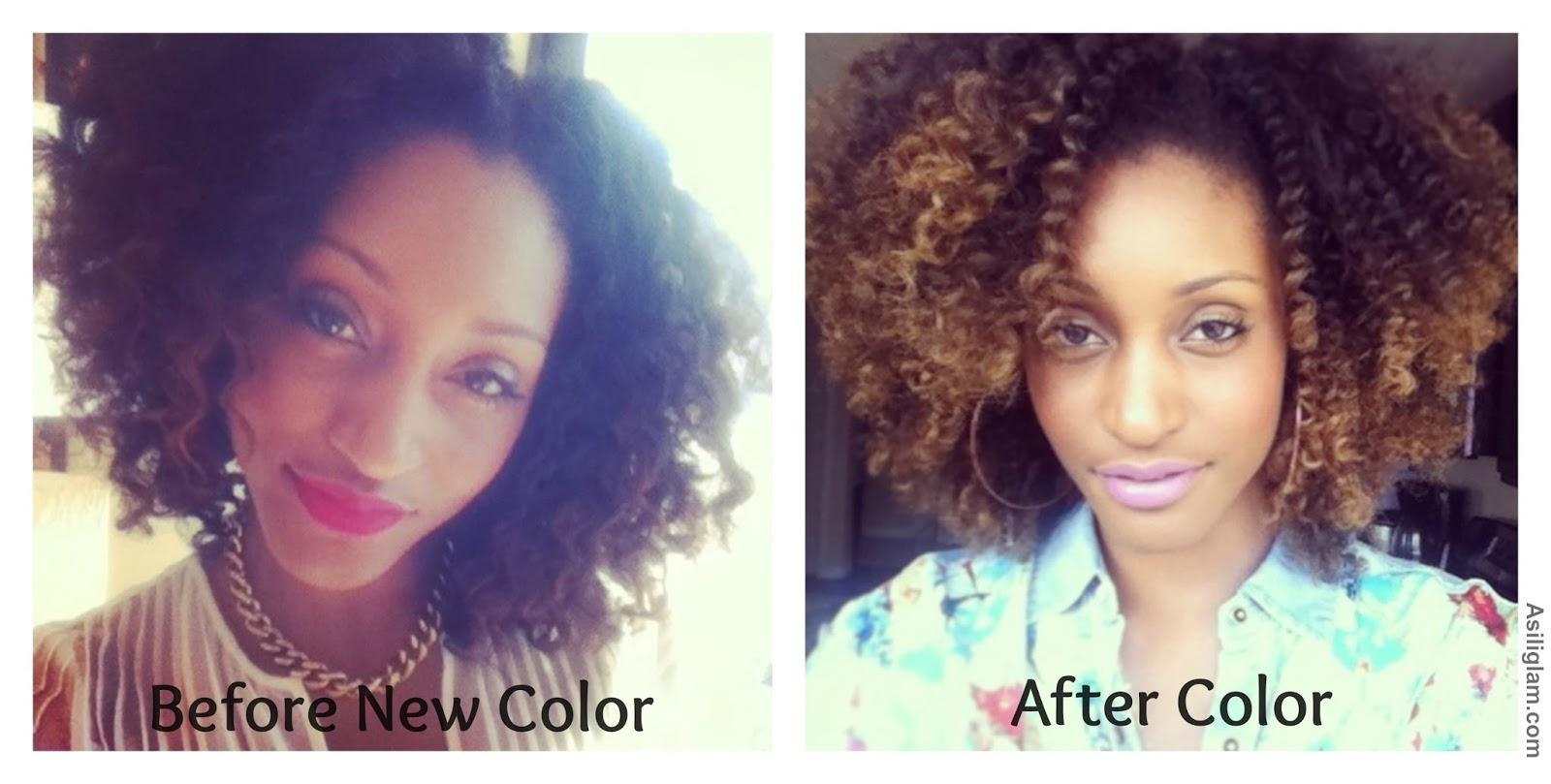 Hair Update.