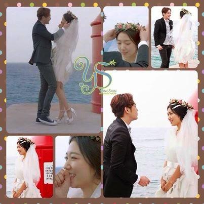 Jan Geun Suk dan Park Shin Hye Menikah di Jeju
